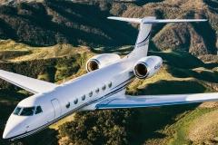 Gulfstream G550 - Sold New