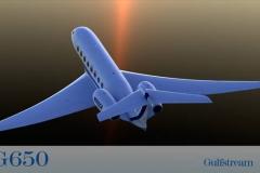 Gulfstream 650ER - Sold New